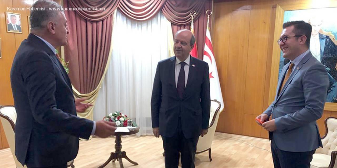 Fuat Kozluklu'nun Karaman Sorusuna Cumhurbaşkanı Ersin Tatar Ne Yanıt Verdi?
