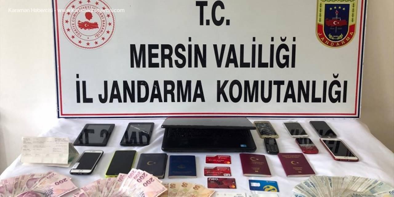 Mersin Ve Adana'da Sosyal Medyadan Dolandırıcılık Yapan 3 Zanlı Tutuklandı