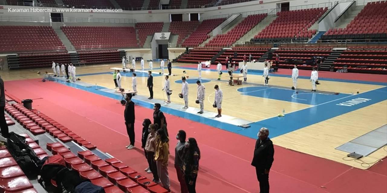 Eskrim Epe Açık Turnuvası Konya'da Başladı