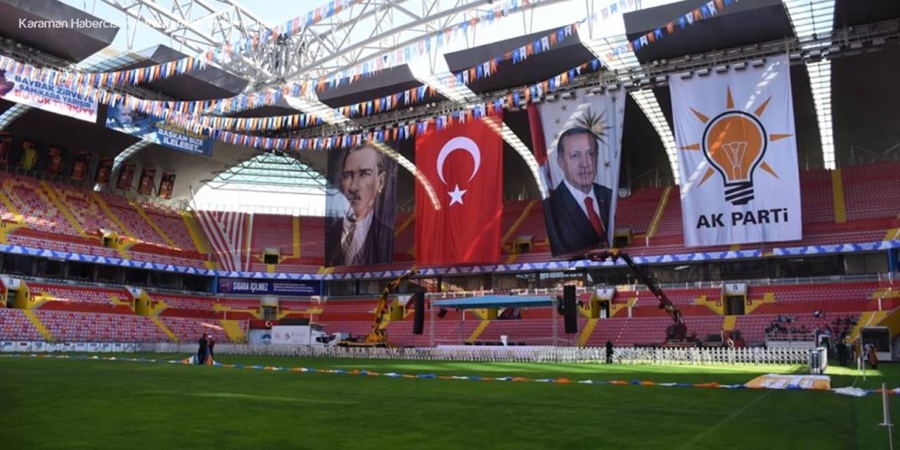 AK Parti Kayseri 7. Olağan İl Kongresi'ne Doğru
