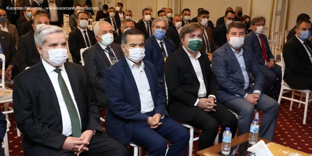 Aksaray'da Marka Kent Çalıştayı Düzenlendi