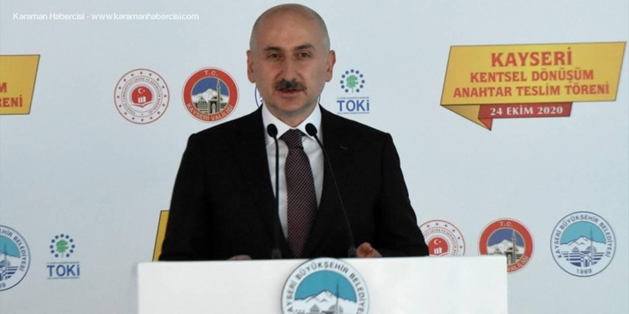 Cumhurbaşkanı Erdoğan, Kayseri Kentsel Dönüşüm Anahtar Teslim Töreni'nde Konuştu: