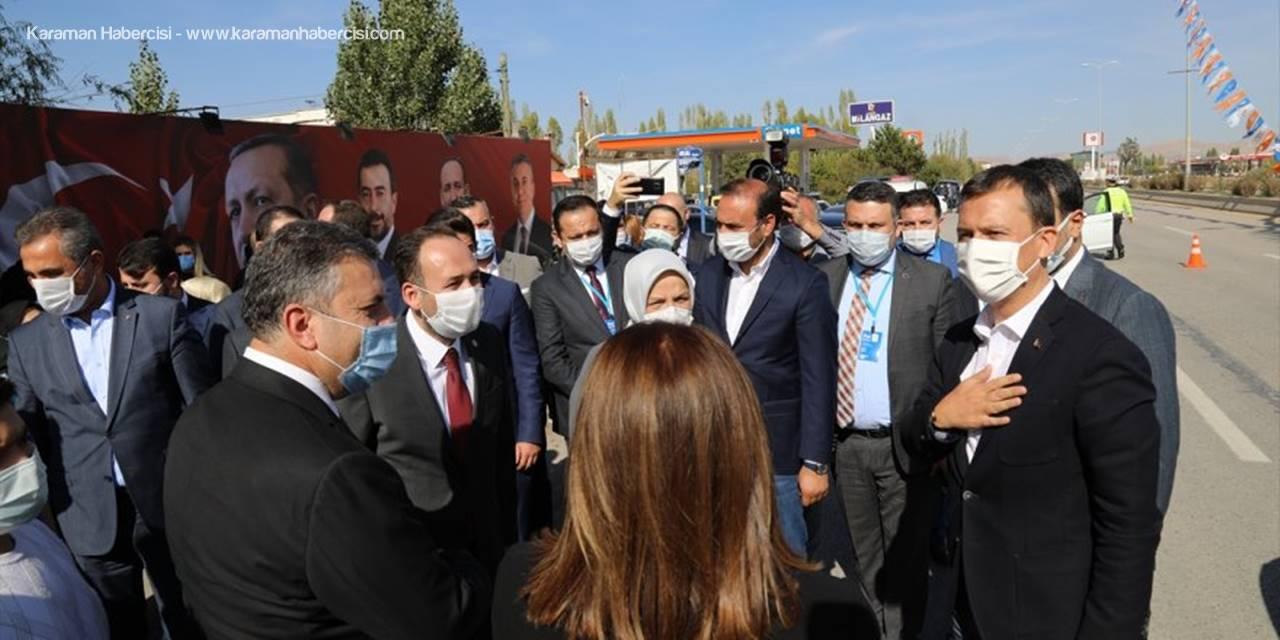 Ak Parti Genel Sekreteri Şahin'den Chp'ye Erken Seçim Eleştirisi: