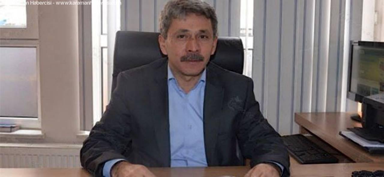 AK Parti Merkez İlçe Başkanı Ahmet Akca'nın Kadir Gecesi Mesajı