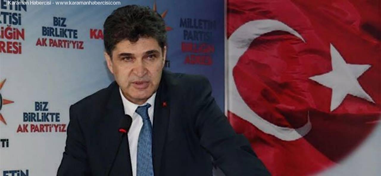 AK Parti İl Başkanı Nazmi Ünlü'nün Kadir Gecesi Mesajı