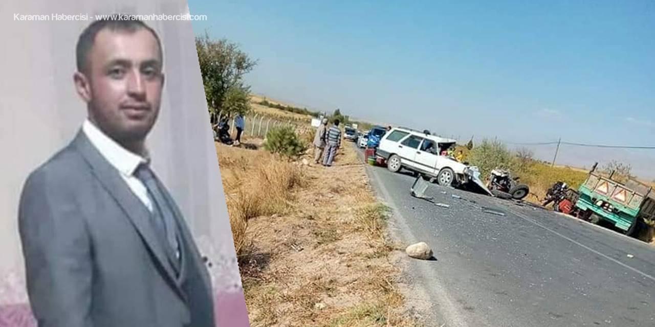 Niğde'de  Feci Kaza: 2 Ölü, 5 Yaralı