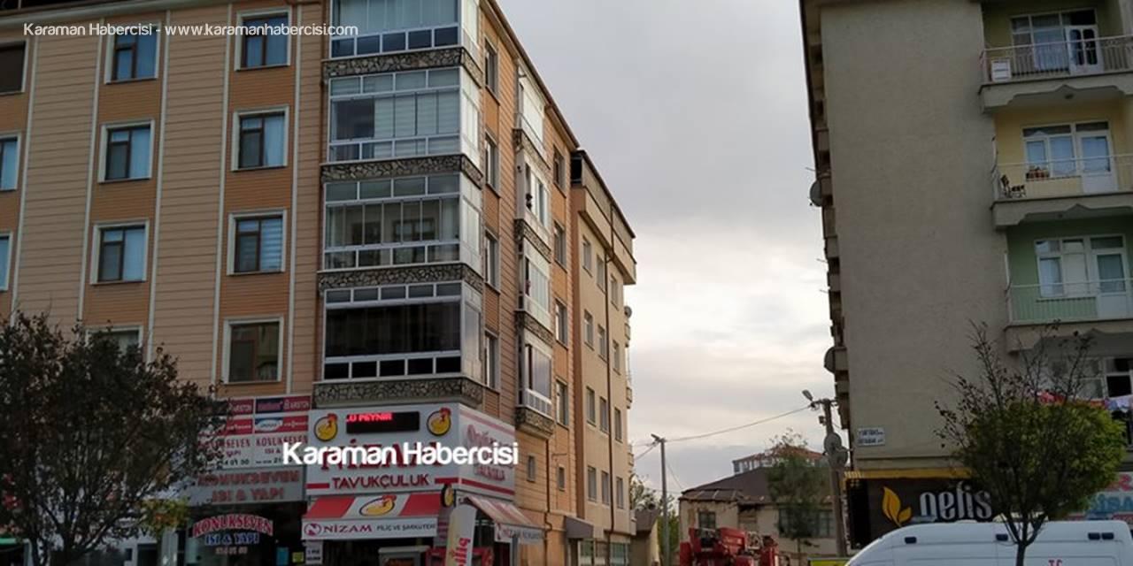 Karaman'da Yapılan İhbar Ekipleri Harekete Geçirdi