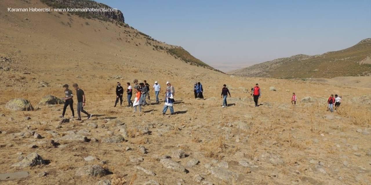 Karapınar'da Doğa Yürüyüşü