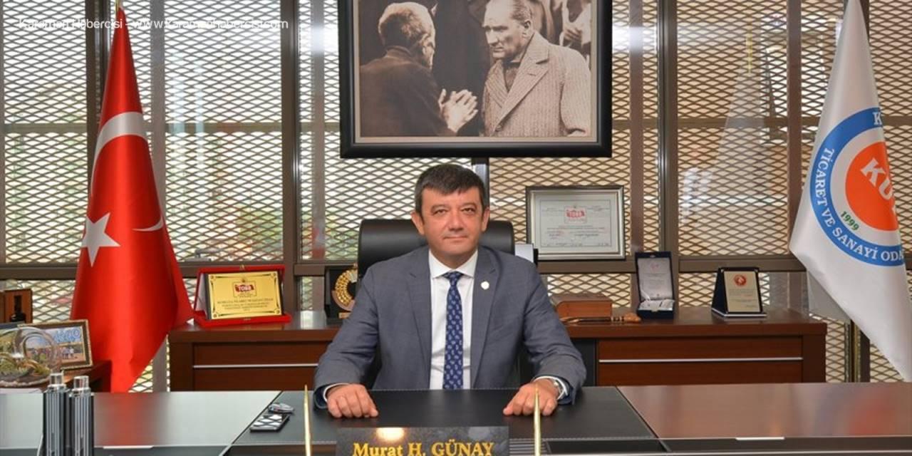 """KUTSO Başkanı Günay: """"İklimler Değişti, Önlemler de Değişmeli"""""""