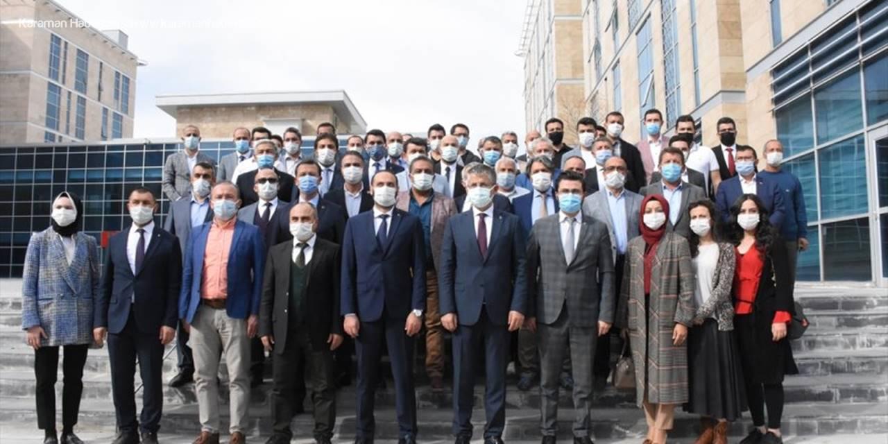 Ak Parti İl Başkanı Şaban Çopuroğlu Mazbatasını Aldı