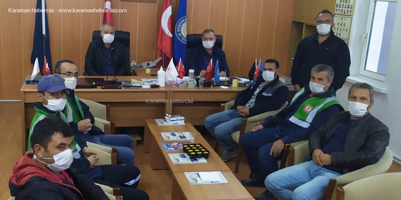 """Türk-İş Temsilcilerinden """"İstihdam Paketi"""" İçin Ortak Tepki Açıklaması"""