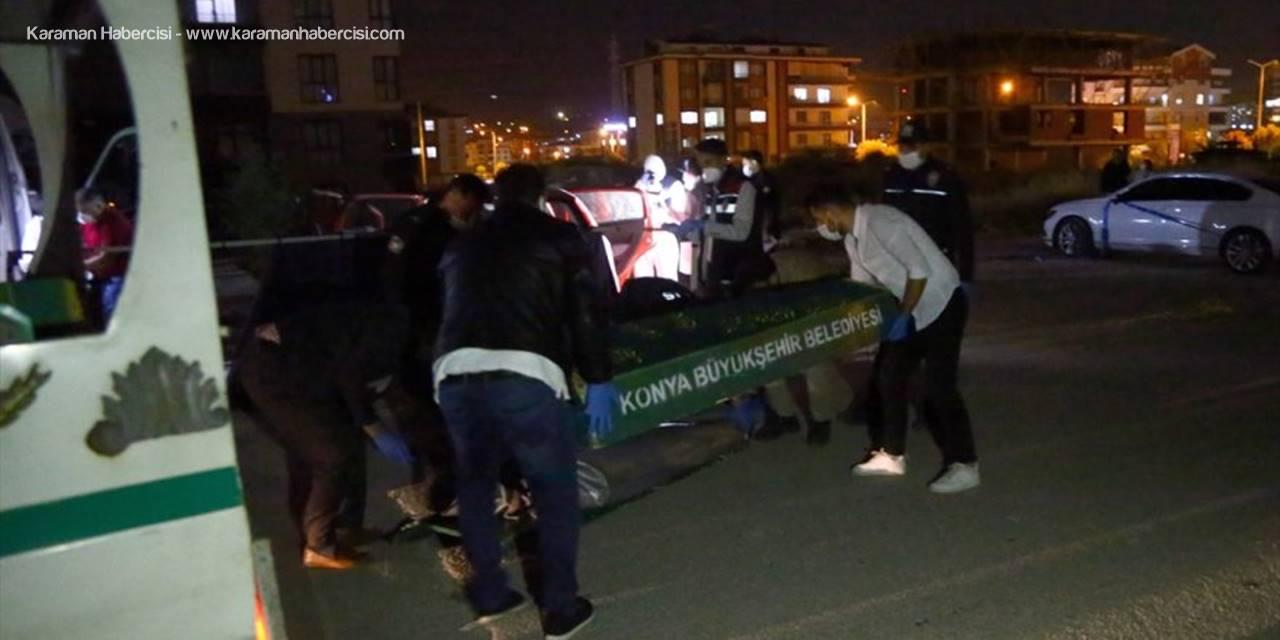 Konya'da Silahlı Saldırıya Uğrayan Anne Ve Kız Öldü