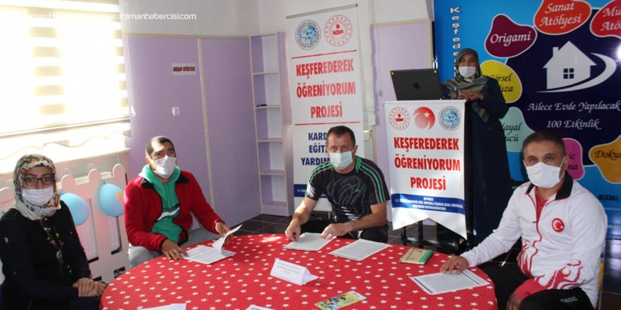 Karaman'da Keşfederek Öğreniyorum Projesi Başlıyor