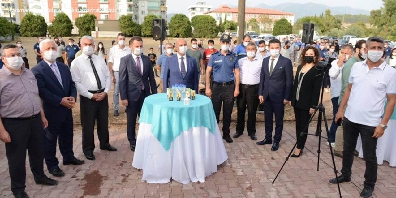 Antalya'nın Kumluca ilçesinde Aşevi Açıldı
