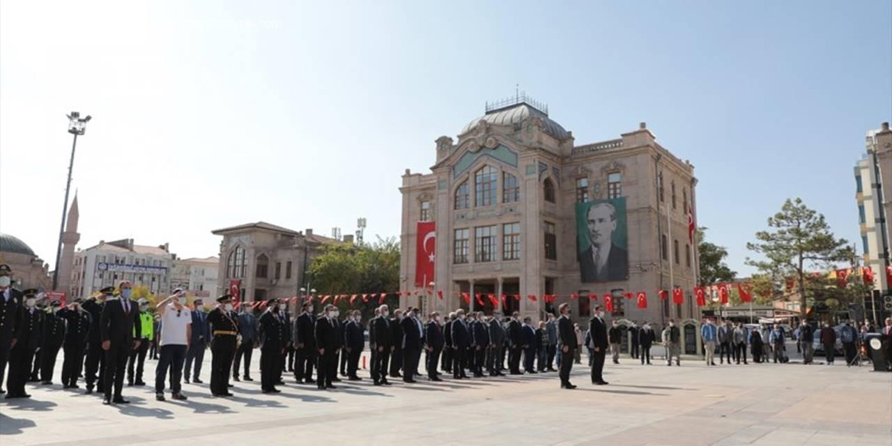 Aksray'da 29 Ekim Cumhuriyet Bayramı Kutlanıyor