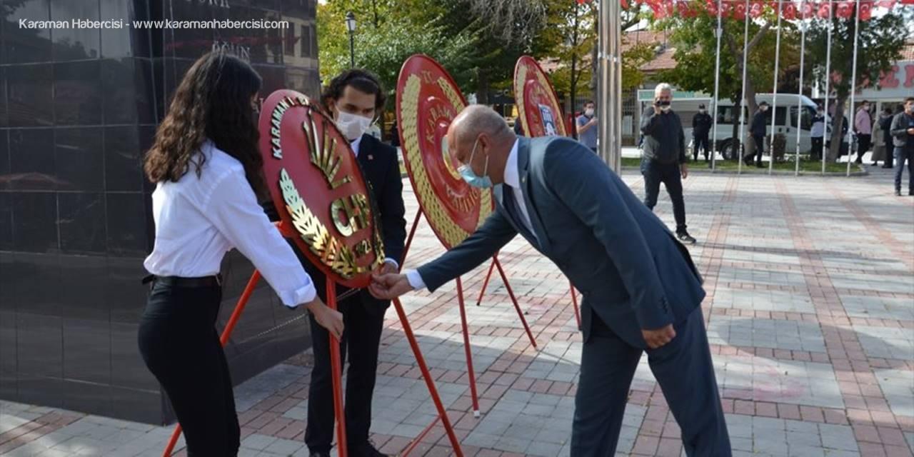 Karaman 29 Ekim Cumhuriyet Bayramı'na Doğru