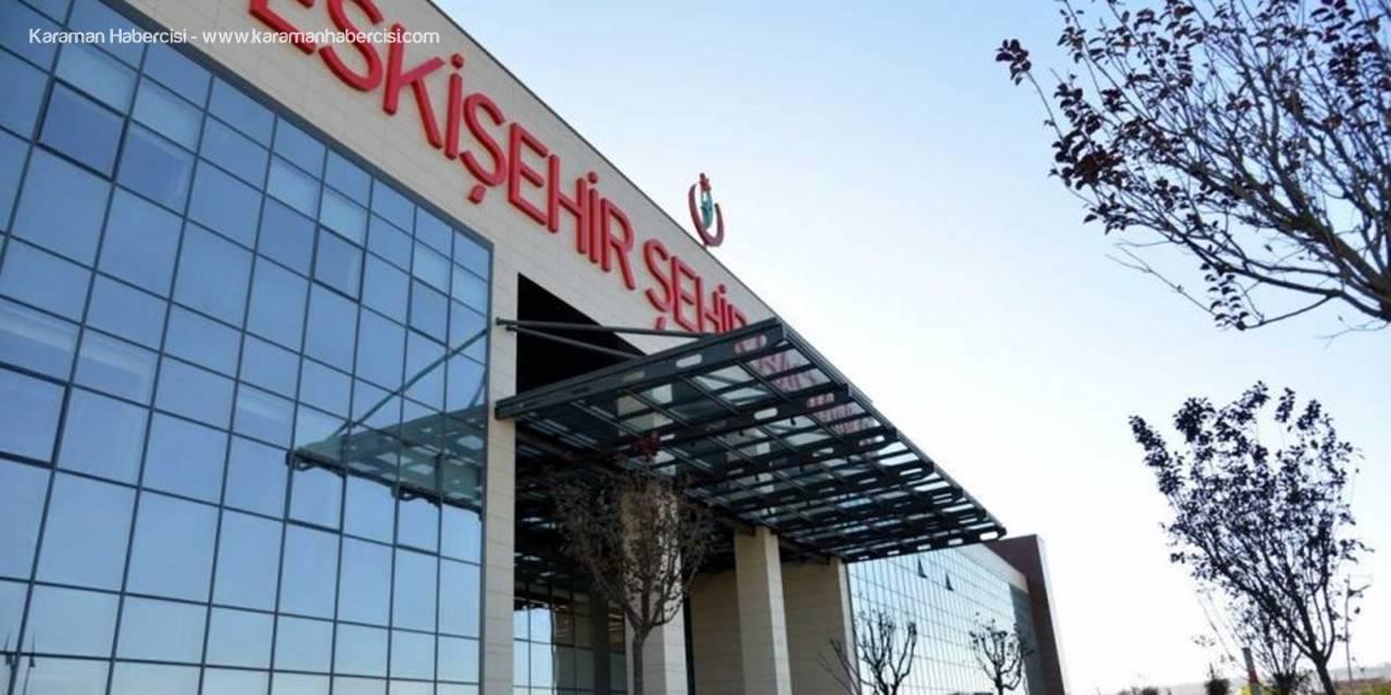 Eskişehir Şehir Hastanesi 2 Yılda 3,5 Milyon Muayeneye Ulaştı