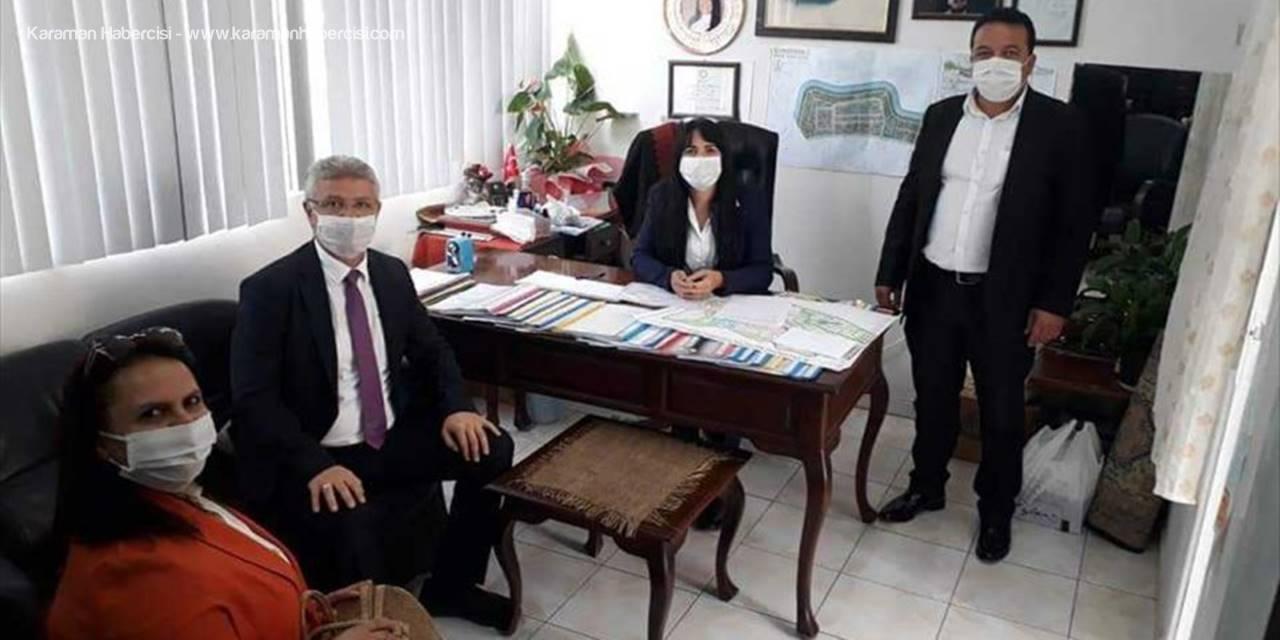 AK Parti Odunpazarı İlçe Başkanı Acar, Gündoğdu Mahallesini Ziyaret Etti