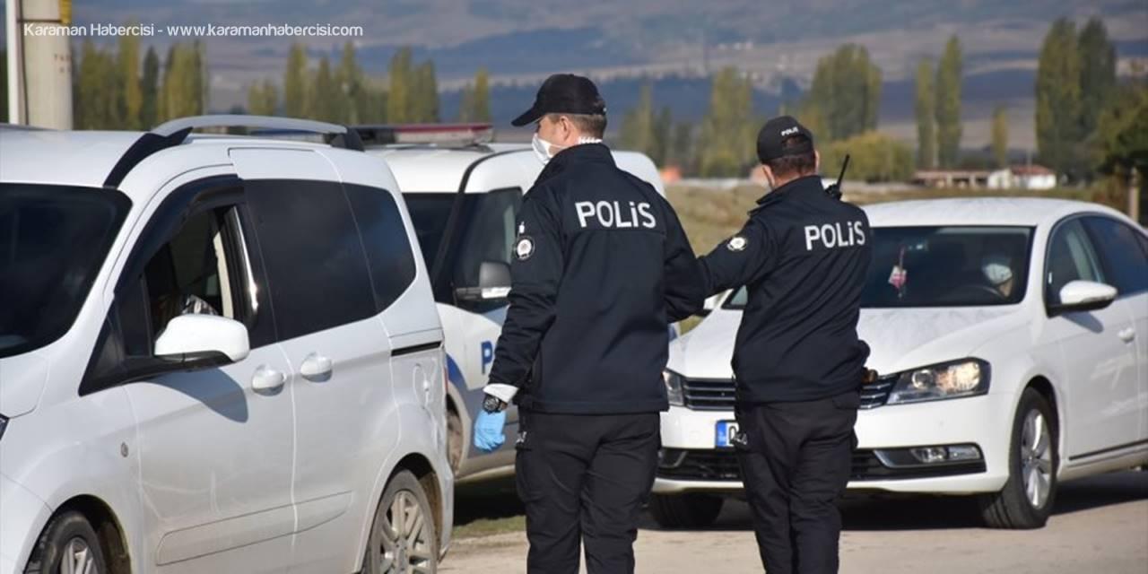 Eskişehir'de 2 Mahallede Karantina Tedbirleri Alındı
