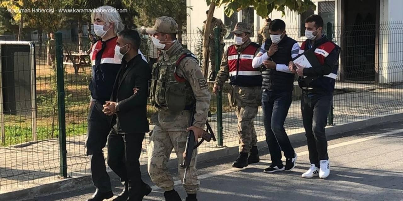 Eskişehir Merkezli Hırsızlık Operasyonunda 6 Kişi Tutuklandı