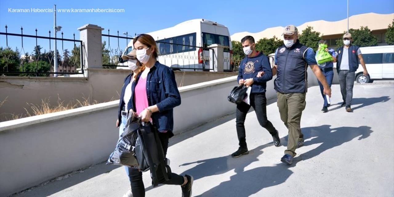 Güncelleme - Mersin'de Boş Arsadaki Patlamayla İlgili 4 Zanlı Tutuklandı