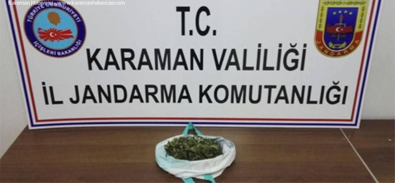 Karaman'da Uyuşturucuya Bayram Yok