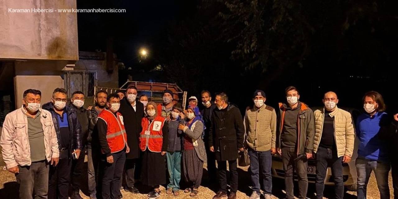 Mersin'de Kaybolan Engelli Çocuk Bulundu