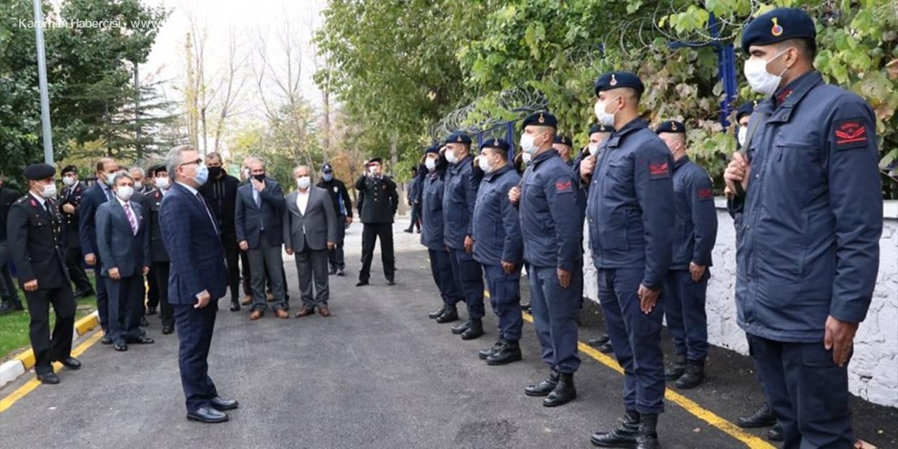 Niğde'de Kemerhisar Jandarma Komutanlığı Hizmete Girdi