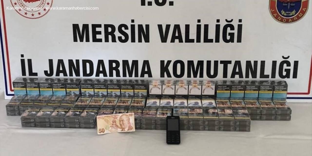 Mersin'de 3 Hırsızlık Zanlısı Tutuklandı