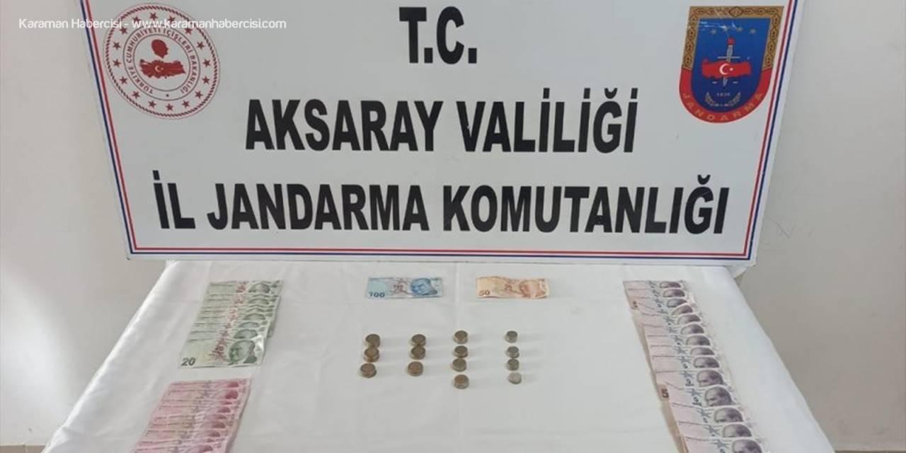 Aksaray'da Yakalanan Zanlı İbadet Yerine Hırsızlık İçin Camiye Girmiş