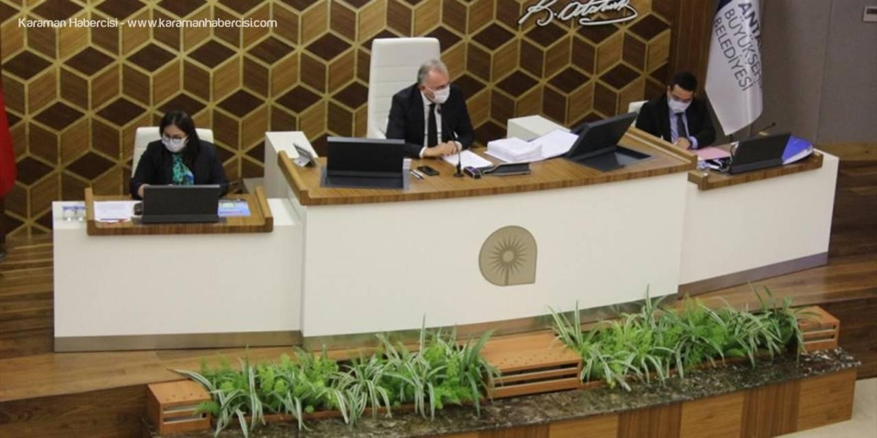 Antalya Büyükşehir Belediyesinin 2021 Bütçesi Geçen Yıla Göre Düştü