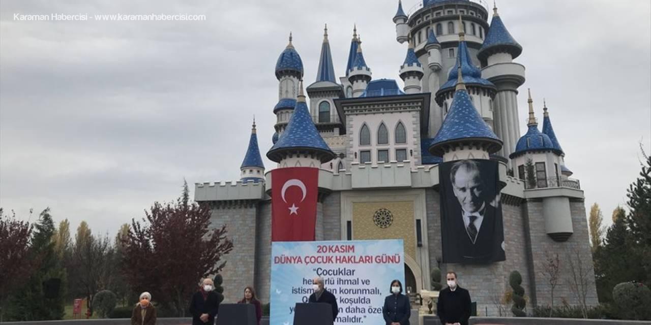 """Chp'li Gülizar Biçer Karaca: """"Tbmm'de Çocuk Hakları Komisyonunun Kurulmasını İstiyoruz"""""""