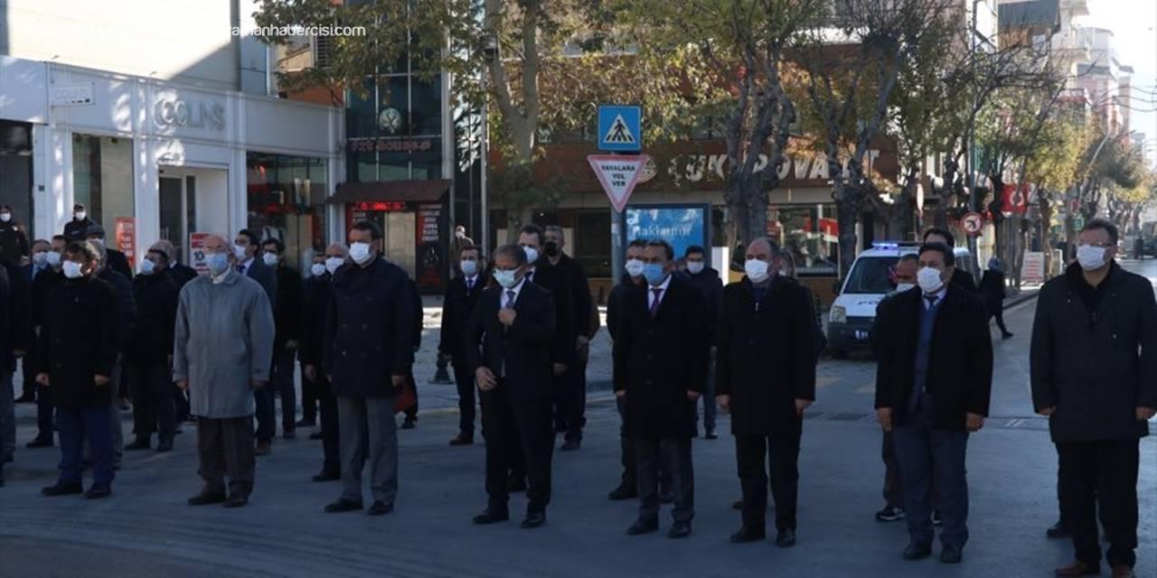 Niğde'de 24 Kasım Öğretmenler Günü Kutlandı