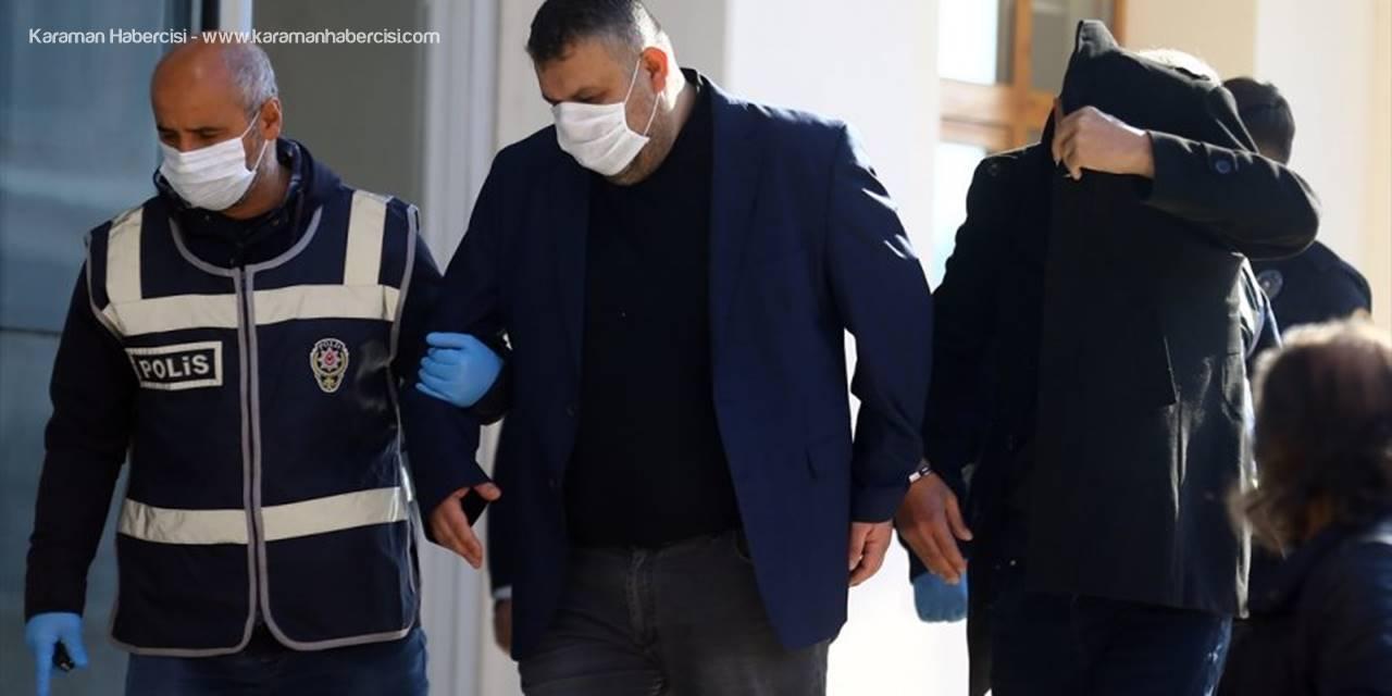 """Konya'da """"Otomobil Dolandırıcılığı"""" Operasyonunda 5 Zanlı Yakalandı"""
