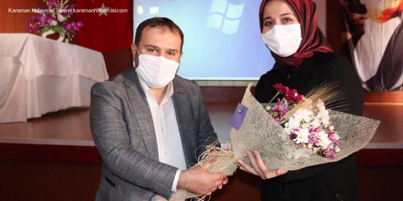Akseki'de 24 Kasım Öğretmenler Günü Kutlandı