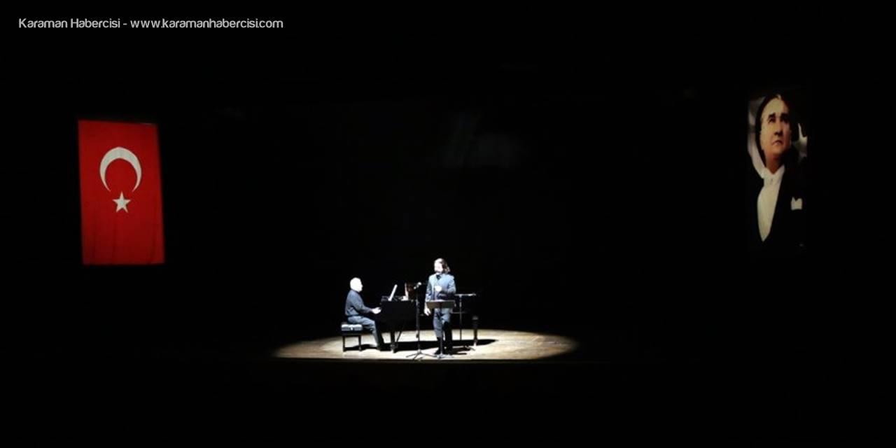 """MDOB """"Bir Mozart Profili"""" Konseriyle Sanatseverlerle Buluştu"""