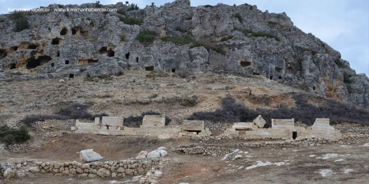 Ermenek'te Tarih Yeniden Gün yüzüne Çıkıyor
