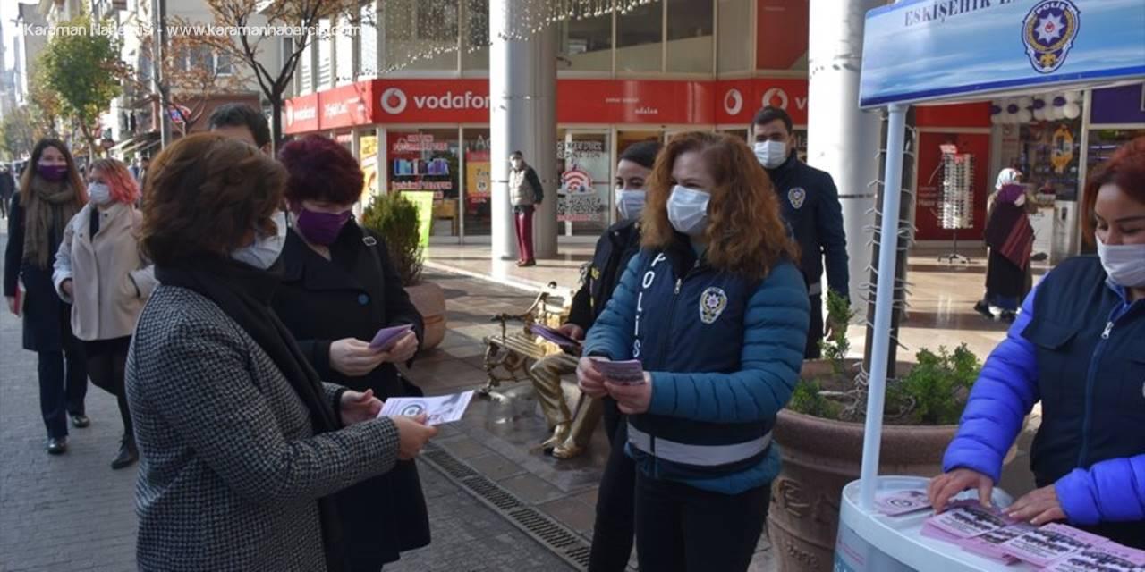 Eskişehir İl Emniyet Müdürlüğü Kadınlara Kades Uygulamasını Tanıttı