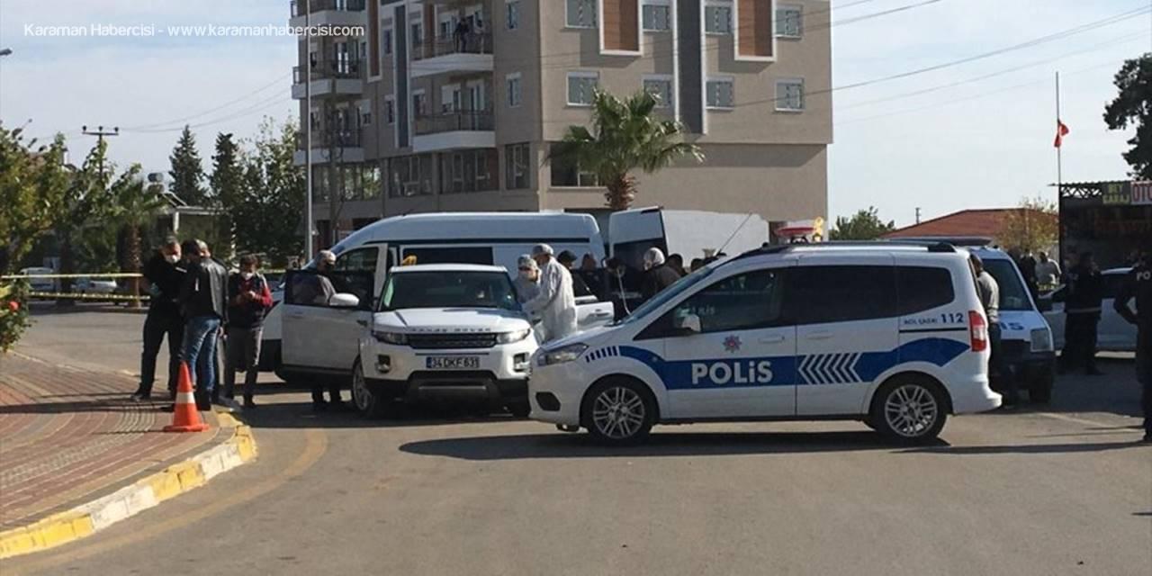 Antalya'da Silahlı Saldırı: 2 Ölü, 1 Yaralı