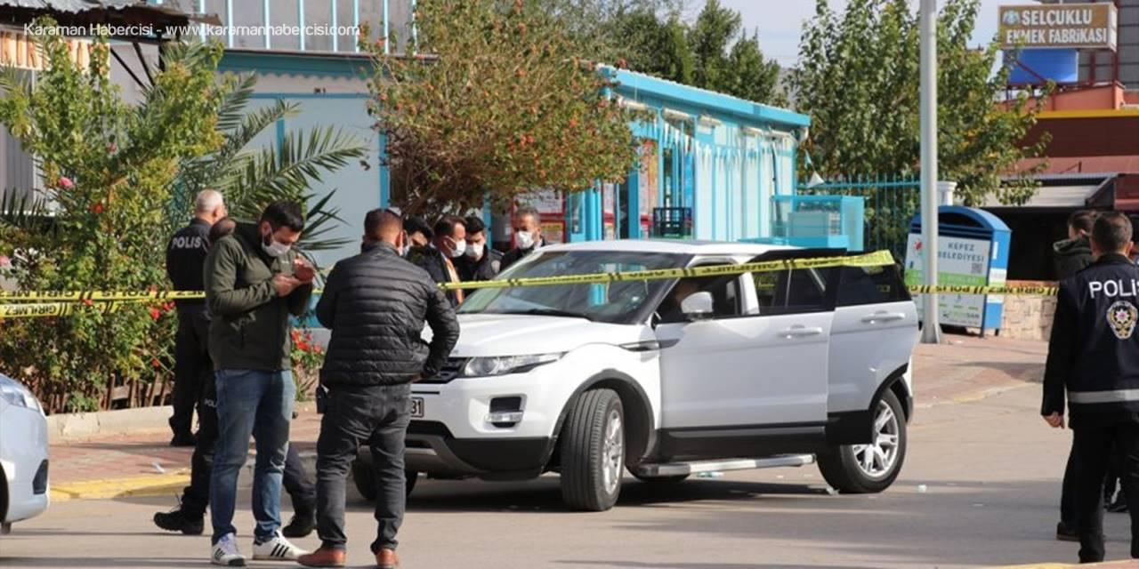 Antalya'da Seyir Halindeki Cipte İki Kişiyi Öldüren Saldırgan İntihar Etti