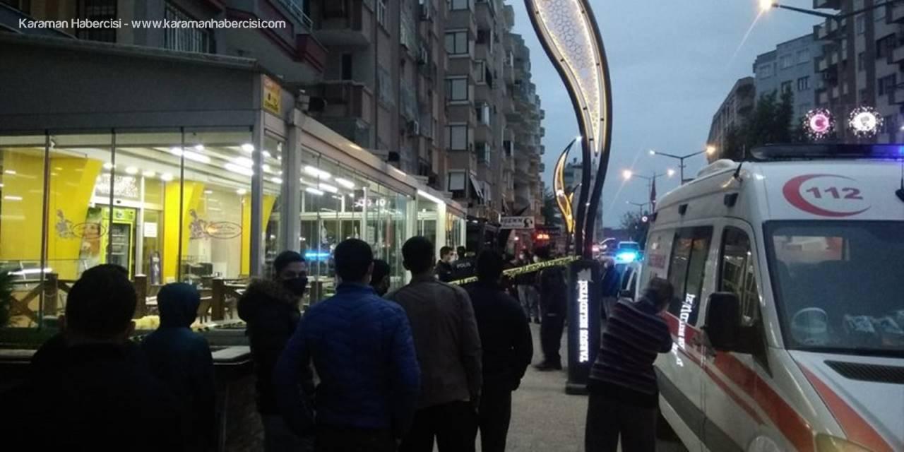 Mersin'de Genç Kadını Öldüren Güvenlik Korucusu İntihar Girişiminde Bulundu