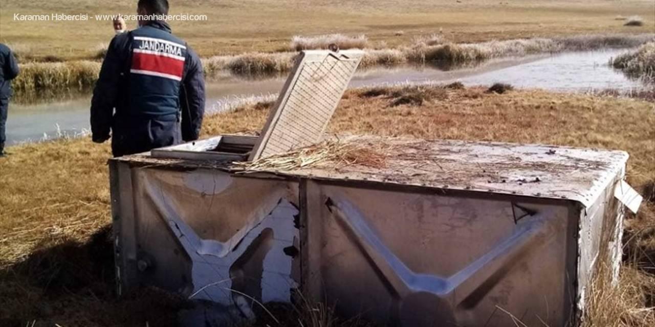 Kayseri'de Kaçak Avlanan 4 Kişiye Para Cezası