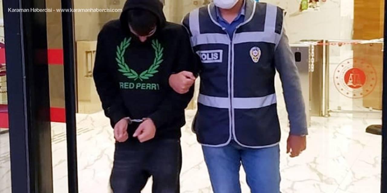 Antalya'da Hırsızlık Operasyonunda 2 Şüpheli Tutuklandı