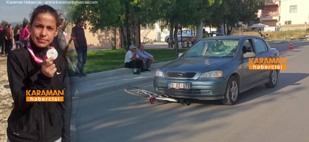 Başarılı Krosçu Trafik Kazası Geçirdi