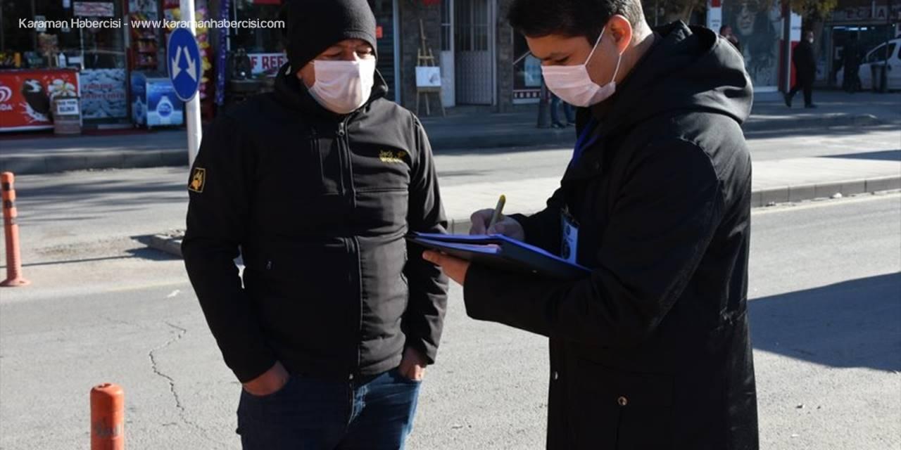 Korona Virüs İle Mücadelede Denetimler Devam Ediyor