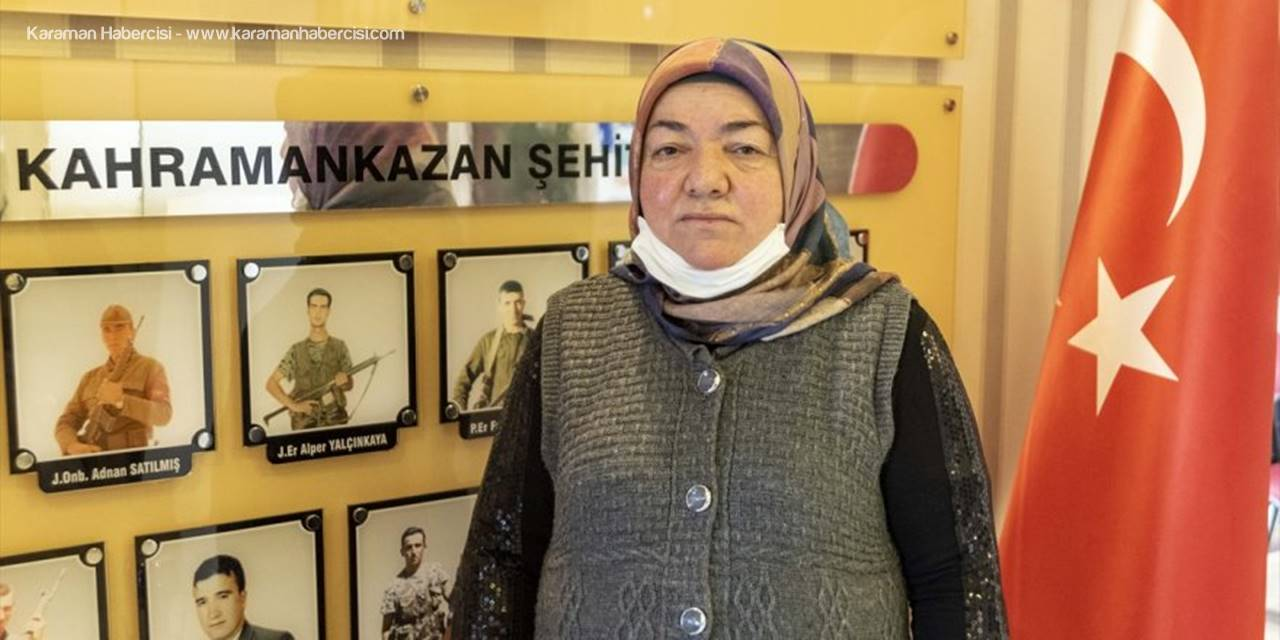 15 Temmuz Gazisi Ve Şehit Eşi Güder, Akıncı Üssü Davasının Kararını Değerlendirdi
