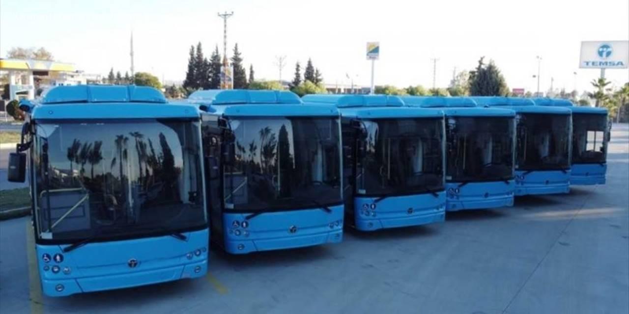 Temsa, İlk Elektrikli Otobüs İhracını İsveç'e Yaptı
