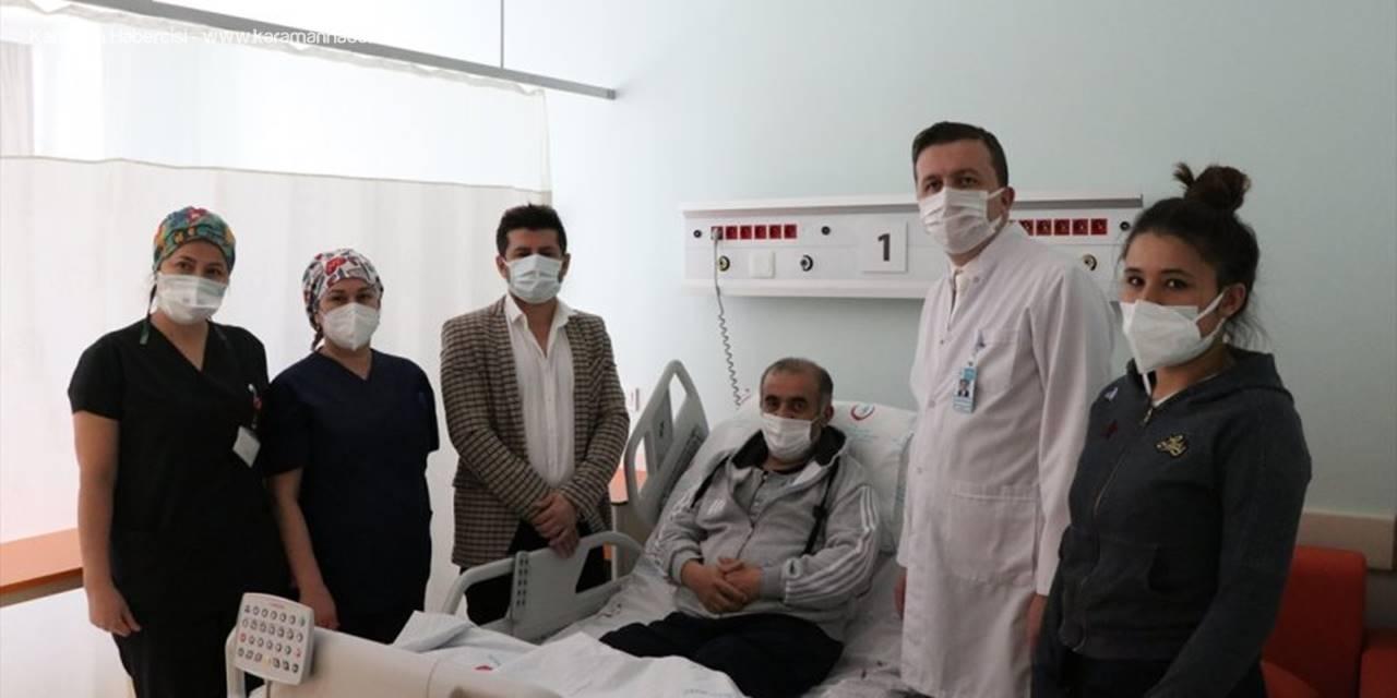 Niğde'de Ameliyatsız Yöntemle Böbrekteki Damar Daralması Tedavi Edildi