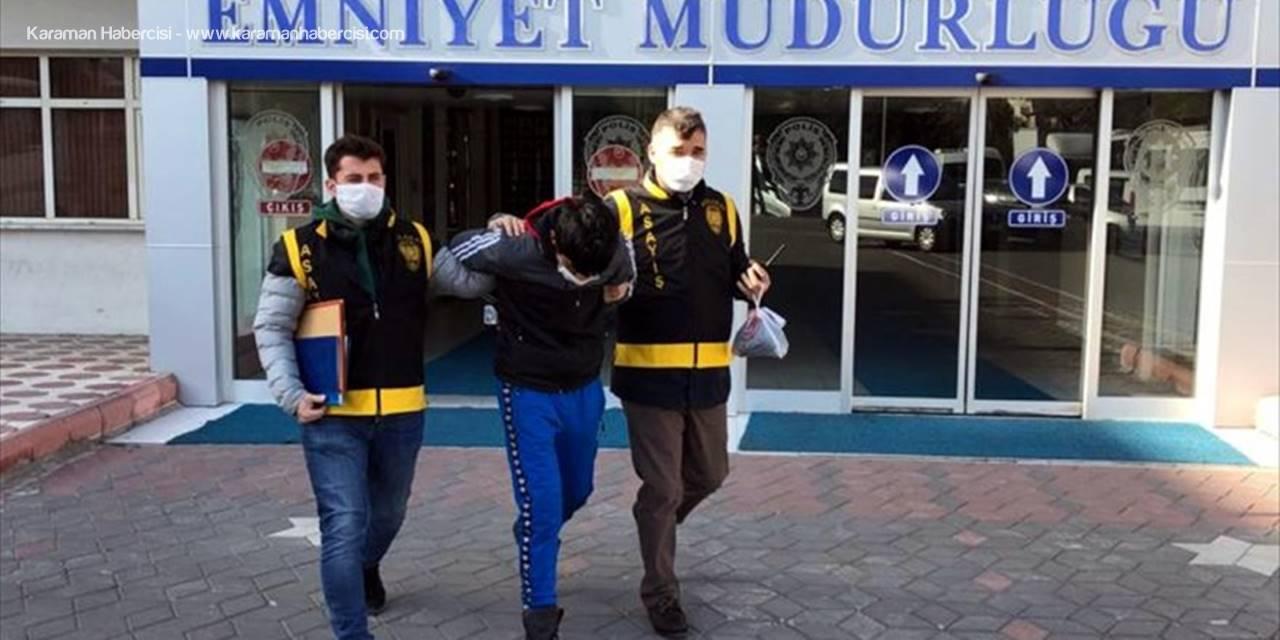 Aksaray'da Tornavidalı Hırsızlık Zanlıları Tutuklandı