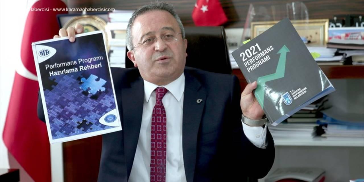 ABB Plan Ve Bütçe Komisyonu Başkanı Akdemir, 2021 Mali Yılı Bütçesini Değerlendirdi